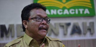 Saifullah Abdulgani (Juru Bicara Pemerintah Aceh)